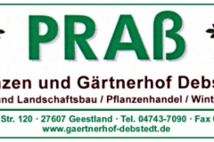 Prass Gaertnerhof Debstedt