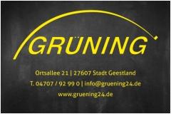 Gruening